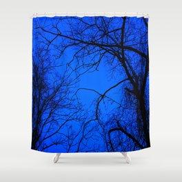 Dusk Fantasy Original Photograph Shower Curtain