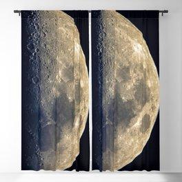 Twilight on the moon Blackout Curtain