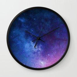 Perfect Sky (Color) Wall Clock