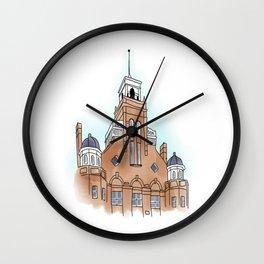 Main Hall Wall Clock