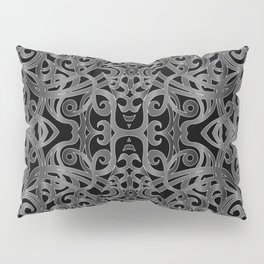 Floral Wrought Iron G19 Pillow Sham