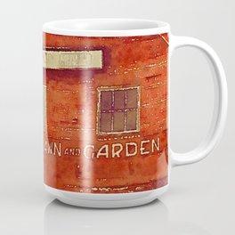 Lawn and Garden Shop, Norway, ME Coffee Mug