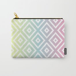 Rhombus Unicorn Carry-All Pouch