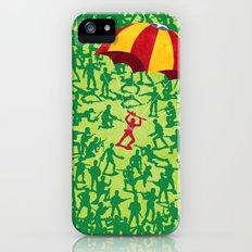 Captured! iPhone (5, 5s) Slim Case