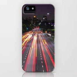 Luces de Buenos Aires iPhone Case