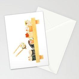 Maki Neko Stationery Cards