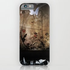 Piandemonium - Piano Rorschach iPhone 6 Slim Case