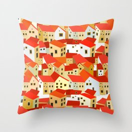 Andalusia, Spain Throw Pillow