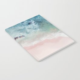 Ocean Pink Blush Notebook