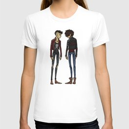 punk zayn and harry T-shirt