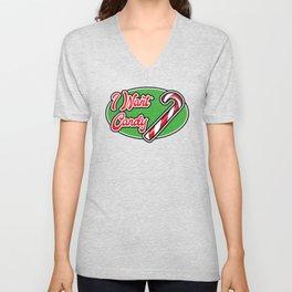I Want Candy Unisex V-Neck