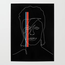 Lines of Stardust Poster