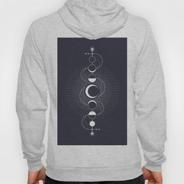 The Moon Fluctuation Hoody