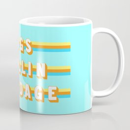 Encino Man (Rule of Threes) Coffee Mug