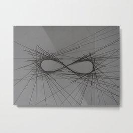 Eternal Line Metal Print