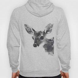 Watercolor Deer Hoody