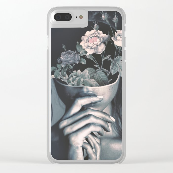 inner garden Clear iPhone Case