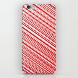 Peppermint Candy iPhone Skin
