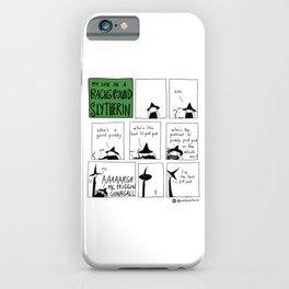 The Best Pud Pud iPhone Case