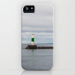 Artist Point Trail, Grand Marais, Minnesota 10 iPhone Case