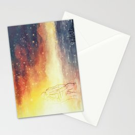 Interestellar Stationery Cards