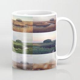 the clump through the seasons Coffee Mug