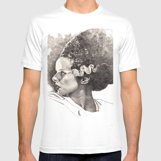 The bride of frankenstein elsa lancaster T-shirt