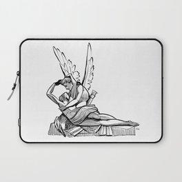 Psyche revived, Canova, Louvre. Laptop Sleeve