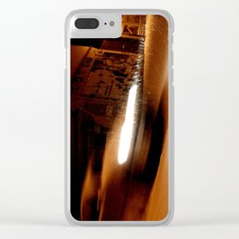 My BRONX in Marne Clear iPhone Case
