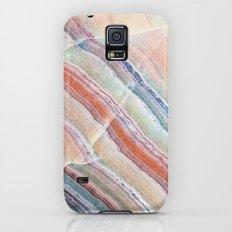 Pastel Onyx Marble Galaxy S5 Slim Case
