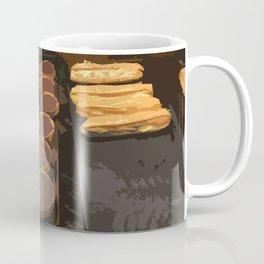 Tarts and eclairs Coffee Mug