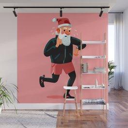 24 Training Days Till Christmas Wall Mural