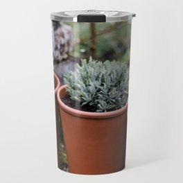 Potted Lavender Travel Mug