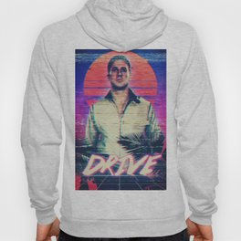 Drive 80s VHS poster Hoody