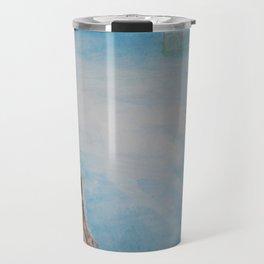 Oakridge Reservoir #4 watercolor painting Travel Mug