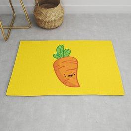 Carrot Guy Rug