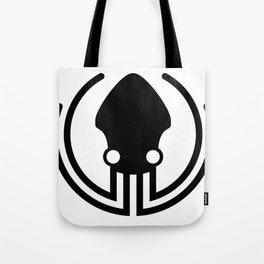 gitkraken git developer octopus satanic web developer programming stickers Tote Bag