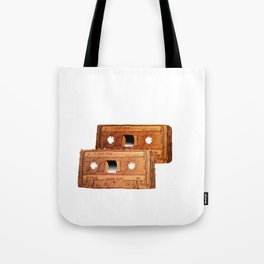 Cassette lovers Tote Bag