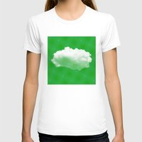 cloud T-shirts featuring Cloud by Mr and Mrs Quirynen