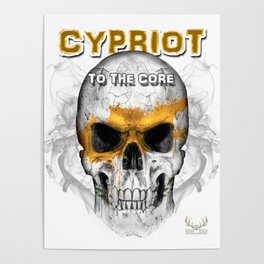 To The Core Collection: Cyprus Poster