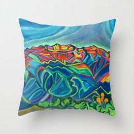 Topa Topas Throw Pillow