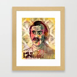 Manuel Framed Art Print