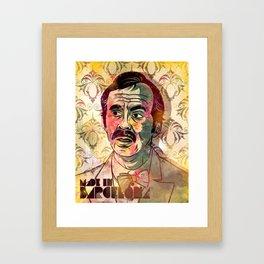 Manuel Framed Art Print
