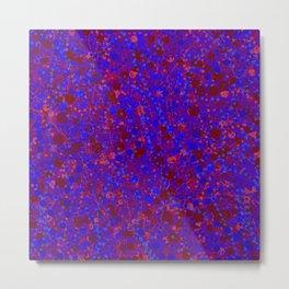 effervescence 3 Metal Print