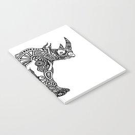 Rhino by Floris V Notebook