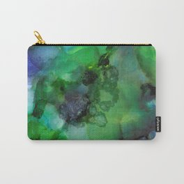 NEW Alcohol Ink 'Galapagos' Carry-All Pouch