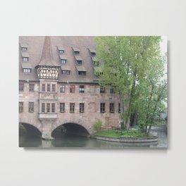 Bamberg Metal Print
