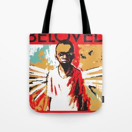 Beloved - Live Love Tote Bag