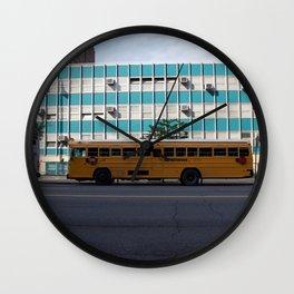 SCHOOL DAYZ Wall Clock