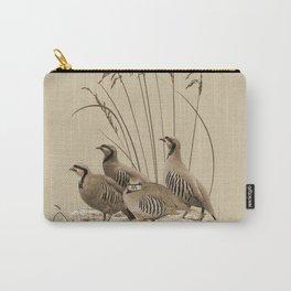 Chukar Partridges Carry-All Pouch